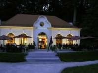 Altes Wasserschlössl - Attraktives Restaurant am Stadtweiher