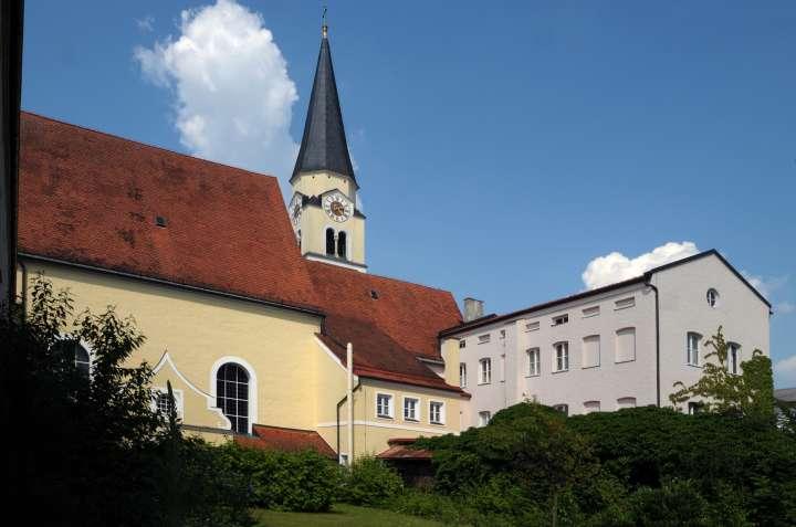 Klostergarten - Franziskanerkloster