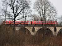 Ehringer Zugbrücke über den Inn