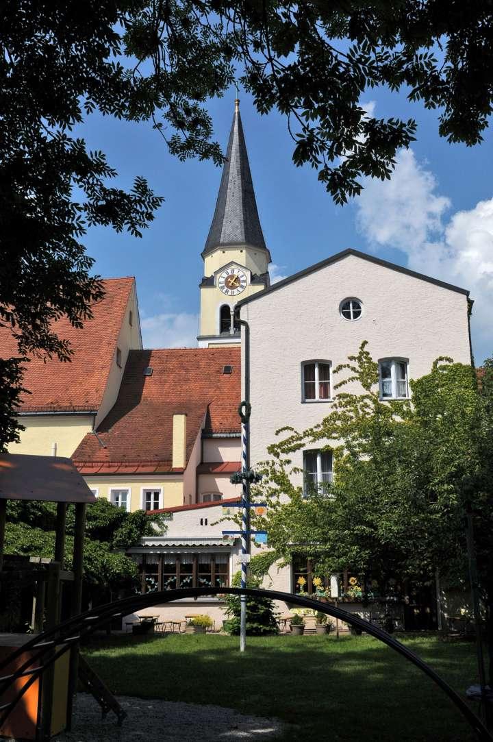 Sr. Gerhardinger Kindergarten - Auf der Wies