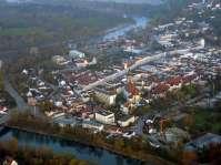 Altstadtkern 25.04.2010 - Von der Innbrücke bis zum Stadtberg