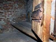 In dieser Keuchen - sog. Hexenkammer im Rathaus am Mühldorfer Stadtplatz - wurde die 16jährige Marie Pauer, bezichtigt der Hexerei, vom 27.1.1749 bis 31.3.1749 inhaftiert