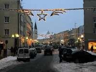 Weihnachten zieht ein in die gute Stube der Kreisstadt Mühldorf a. Inn