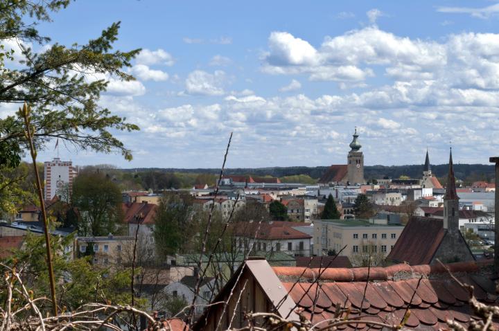 Vier-Türme-Altstadtblick